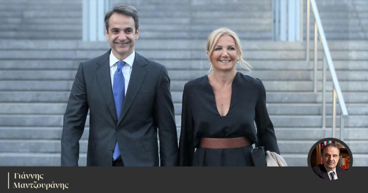 Στη σύγχρονη Ελλάδα δεν υπάρχουν πατρίκιοι και πληβείοι και όλοι οφείλουν – μηδέ του πρωθυπουργικού ζεύγους εξαιρουμένου – να συνειδητοποιήσουν ότι αξίες και αρχές δεν αρκεί να διακηρύσσονται με διαγγέλματα τηλεοπτικών μονολόγων αλλά πρέπει να ασκούνται έμπρακτα και όχι με τη νοοτροπία και πρακτική του άλλο είναι, άλλο θέλω, άλλο λέω και άλλο πράττω.